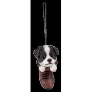 Hanging Boot Sheepdog