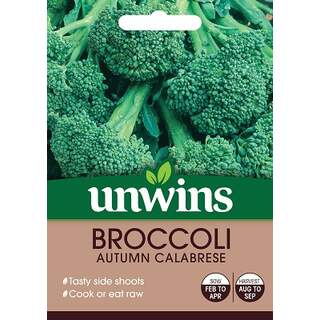 Broccoli Autumn Calabrese