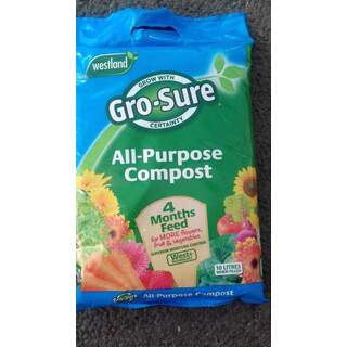 Gro-Sure All Purpose Compost 10lit