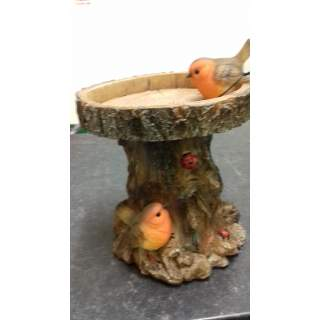 Tree Trunk Feeder