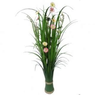 Faux Bouquet Blushing Blossom 90cm