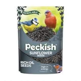 Black Sunflower Seed PK 1.25kg