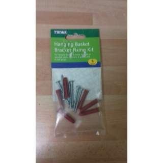 Hanging Basket Fixing Kit