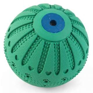 Uber-Activ Rubber Squeeky Ball 9cm