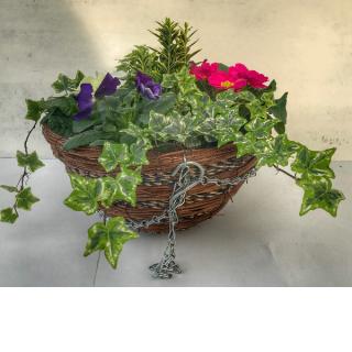 Hanging Basket 30cm @ 16.99