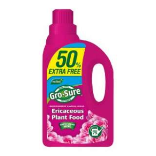 Ericaceous Feed GS+50% 1.5l