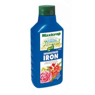 Maxicrop Sequestered Iron 500ml