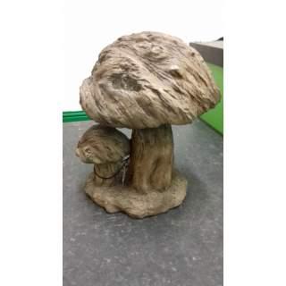 Wood Life Toadstool Lg