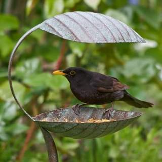 PK SG Leaf Bird Feeder