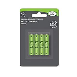 AAA Rechargable Batteries 600mAH