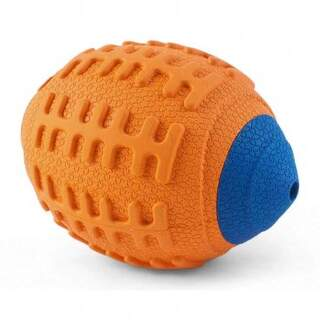 Uber-Activ Squeaky Rugger Rubber