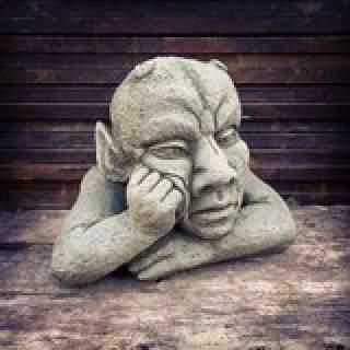 Gargoyle Grumpy