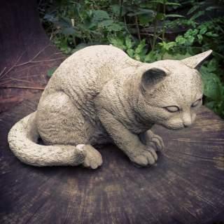 Cats, Upright & Crouching