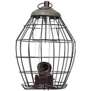 PK SG Squirrel Proof Seed Feeder W