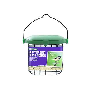 Flip Top Suet Treat Feeder