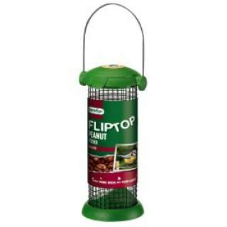 Flip Top Peanut Feeder GM