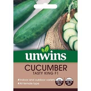 Cucumber Tasty King F1