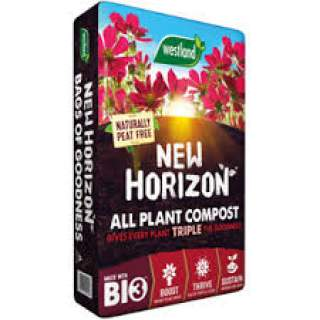 New Horiz Peat F All Plant 50l