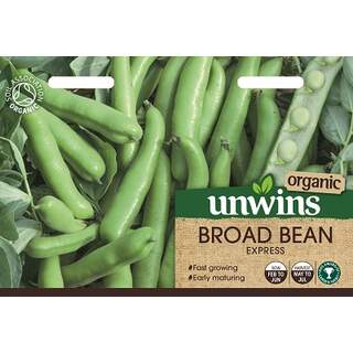 Broad Bean Express (Organic)