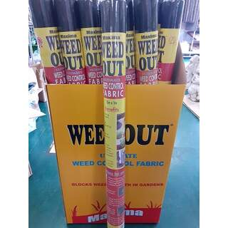 Weed Out Fabric