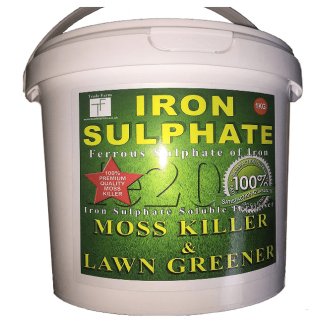 Sulphate of Iron De Moss 10kg