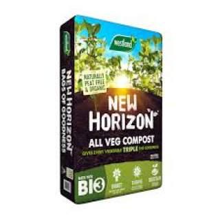 New Horiz Peat F Veg  50 lit