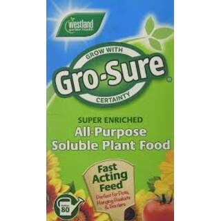 Gro-Sure All Purpose Soluble Plant Food