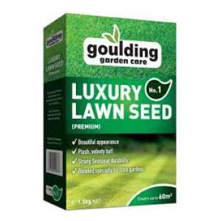 Goulding Lawn Seed no.1 1.25kg