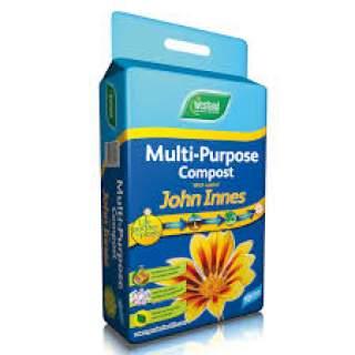 Compost Multipurpose + john Innes 10 lit