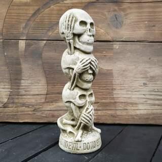 Stack of Skull