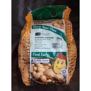 Seed Potato 2kg Sharpes Express