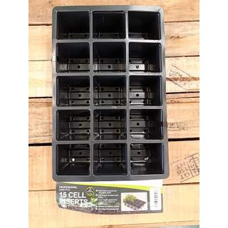 Seed Tray Inserts 15s
