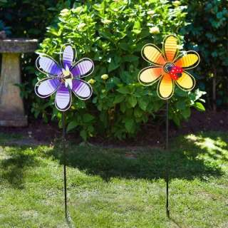 Spinning Blooms