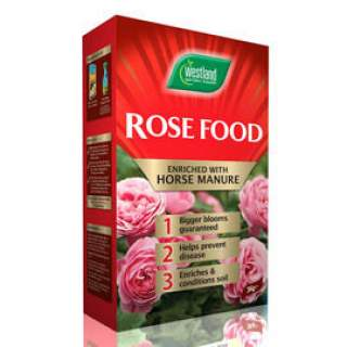 Rose Food w Horse Manure 1kg + 50%XFree
