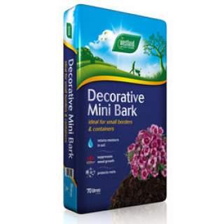 Decorative Mini Bark Mulch