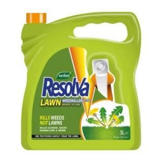Resolva Lawn WK RTU 3l