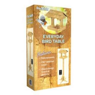 Everyday Bird Table